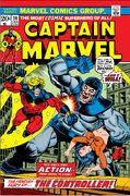 Captain Marvel Vol 1 30