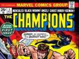 Champions Vol 1 1
