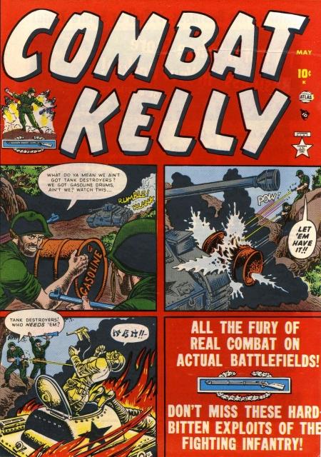 Combat Kelly Vol 1 4