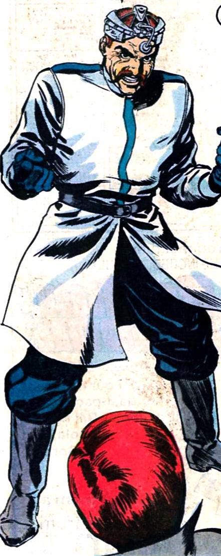 Cossack (Earth-616)