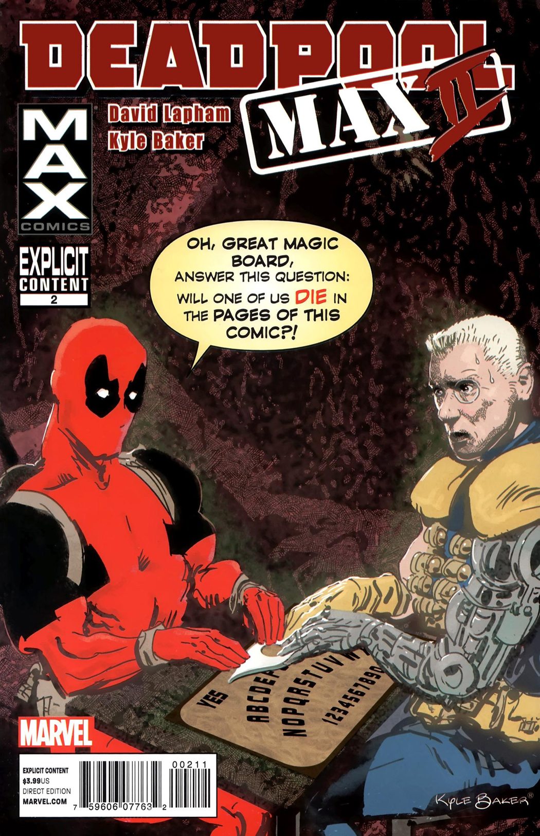 Deadpool MAX 2 Vol 1 2