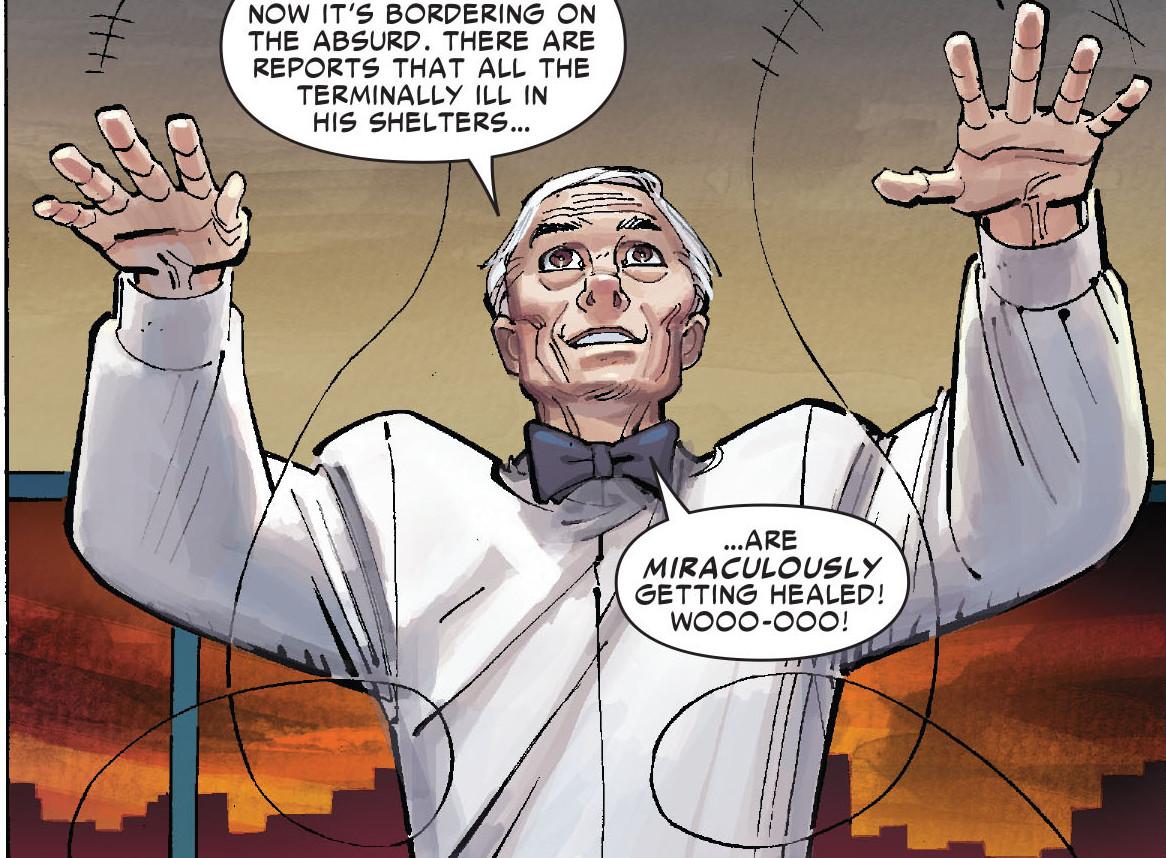 Dexter Bennett (Earth-616)