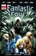 Fantastic Four The End Vol 1 1