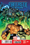 Fantastic Four Vol 4 9