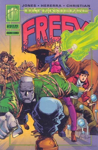 Freex Vol 1 1
