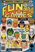 Fun and Games Magazine Vol 1 1