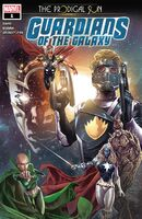 Guardians of the Galaxy The Prodigal Sun Vol 1 1