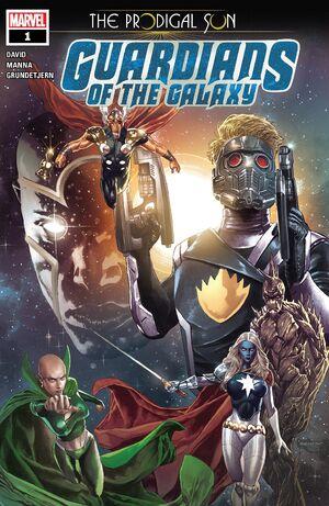 Guardians of the Galaxy The Prodigal Sun Vol 1 1.jpg