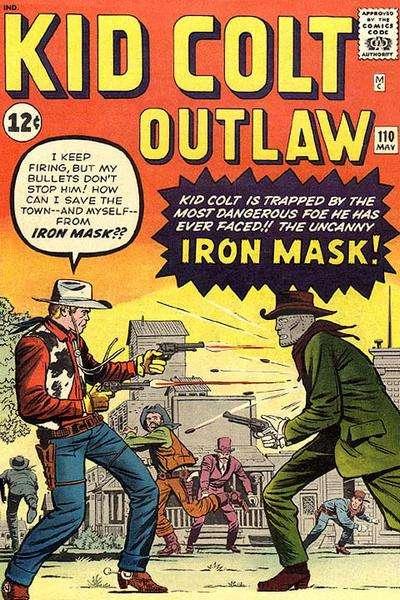 Kid Colt Outlaw Vol 1 110
