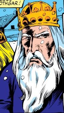 King Rothgar (Earth-616)