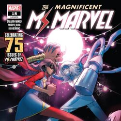 Magnificent Ms. Marvel Vol 1 18