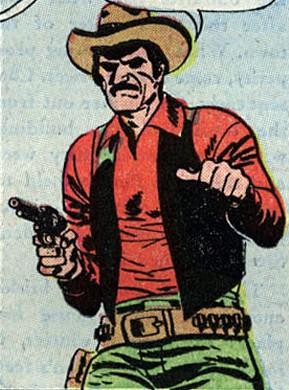 Mark (Pickpocket) (Earth-616)