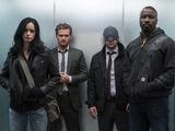 Marvel's The Defenders Season 1 3