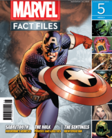 Marvel Fact Files Vol 1 5