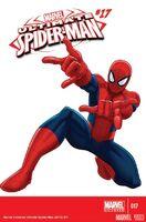 Marvel Universe Ultimate Spider-Man Vol 1 17 Solicit
