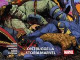 Comics:Marvel Collection - Ghost Rider Cosmico distrugge la Storia Marvel 1