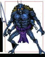 Miek (Earth-616) from Official Handbook of the Marvel Universe A-Z Update Vol 1 4 001