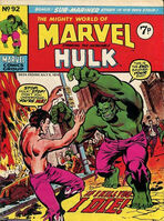 Mighty World of Marvel Vol 1 92