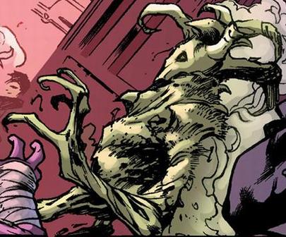 Mycolojester (Legion Personality) (Earth-616)