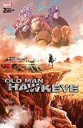 Old Man Hawkeye Vol 1 2
