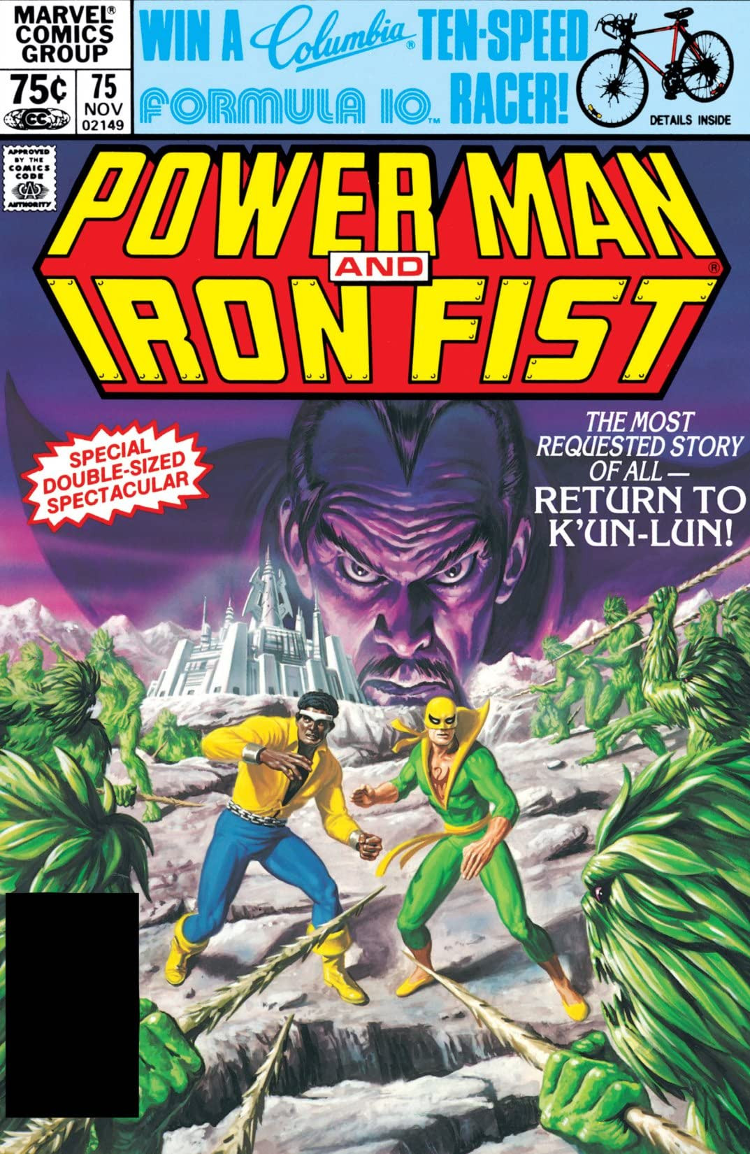 Power Man and Iron Fist Vol 1 75