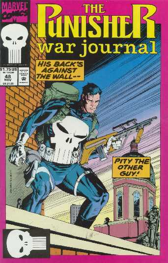 Punisher War Journal Vol 1 48