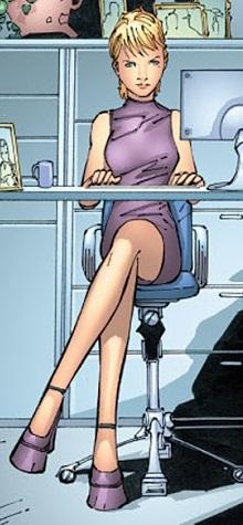 Rachel Sutter (Earth-616)