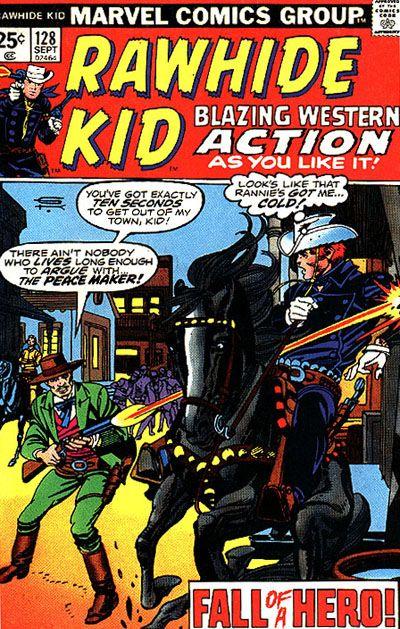 Rawhide Kid Vol 1 128