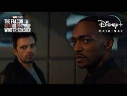 Right Handed - Marvel Studios' The Falcon and The Winter Soldier - Disney+