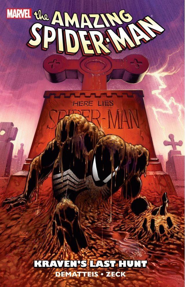 Spider-Man: Kraven's Last Hunt TPB Vol 1 1