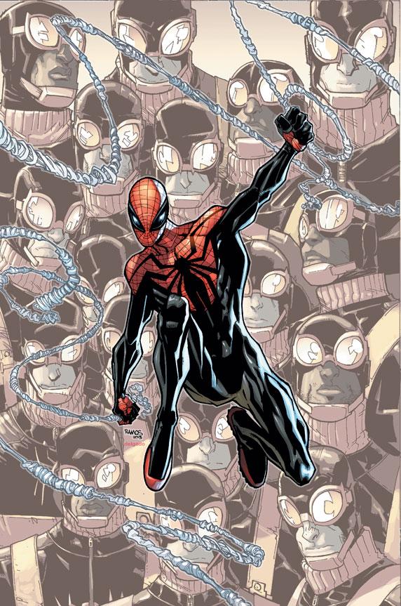 Superior Spider-Man's Suit