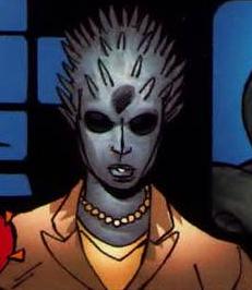 Sydney Weiss (Earth-616)