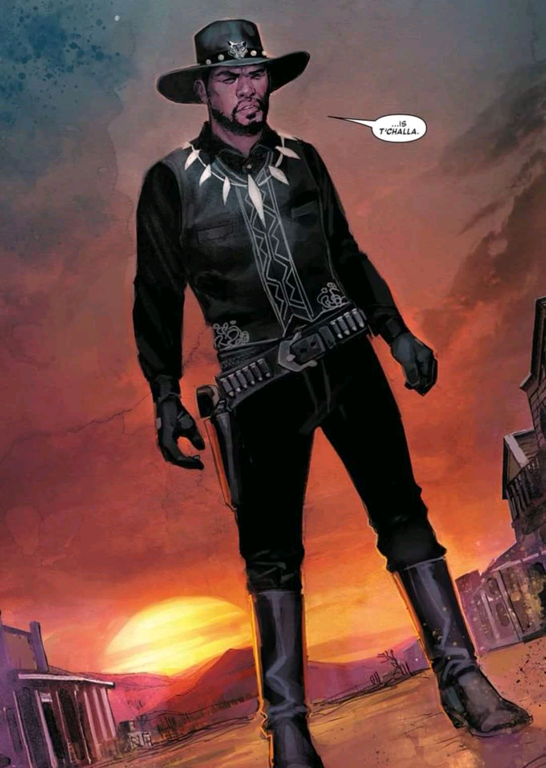 T'Challa (Earth-18136)