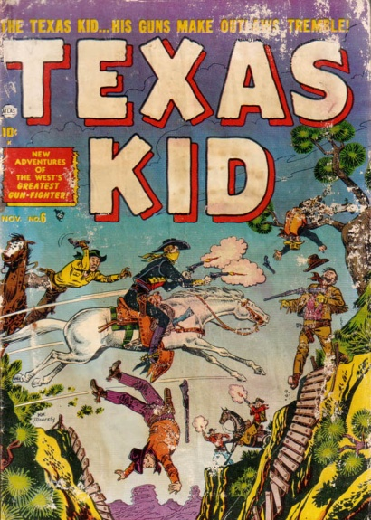 Texas Kid Vol 1 6