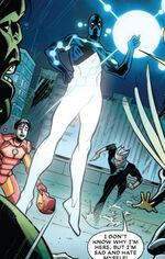Captain Universe (Unknown Reality)