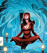 Wanda Maximoff (Earth-616) from Uncanny Avengers Annual Vol 1 1 001
