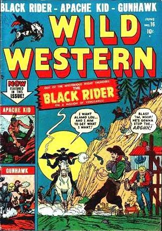 Wild Western Vol 1 16