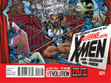 Wolverine and the X-Men Vol 1 21