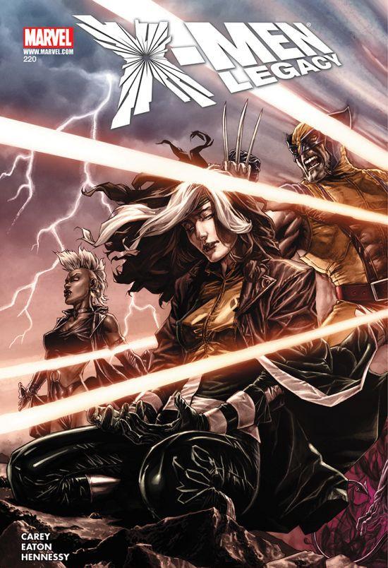 X-Men: Legacy Vol 1 220