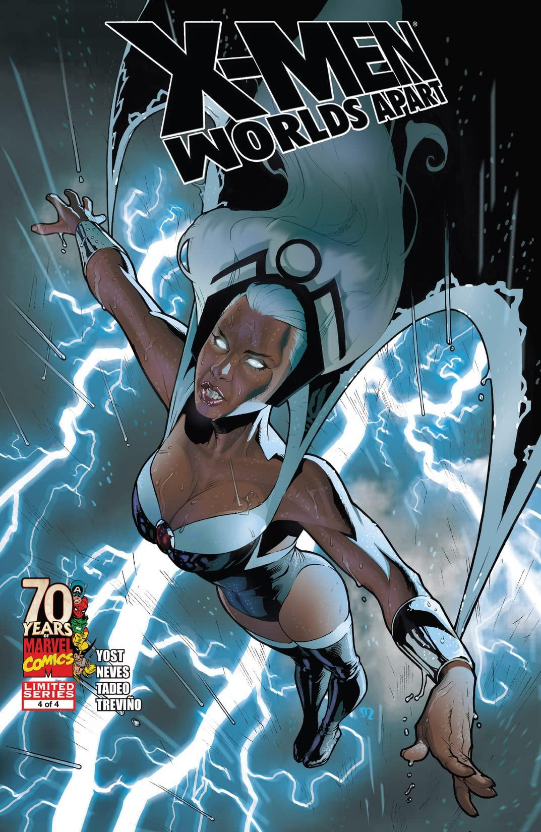 X-Men: Worlds Apart Vol 1 4