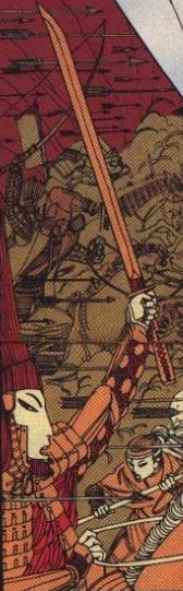 Yashida Hoken (Earth-616)/Gallery