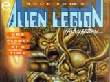 Alien Legion: One Planet at a Time Vol 1 2