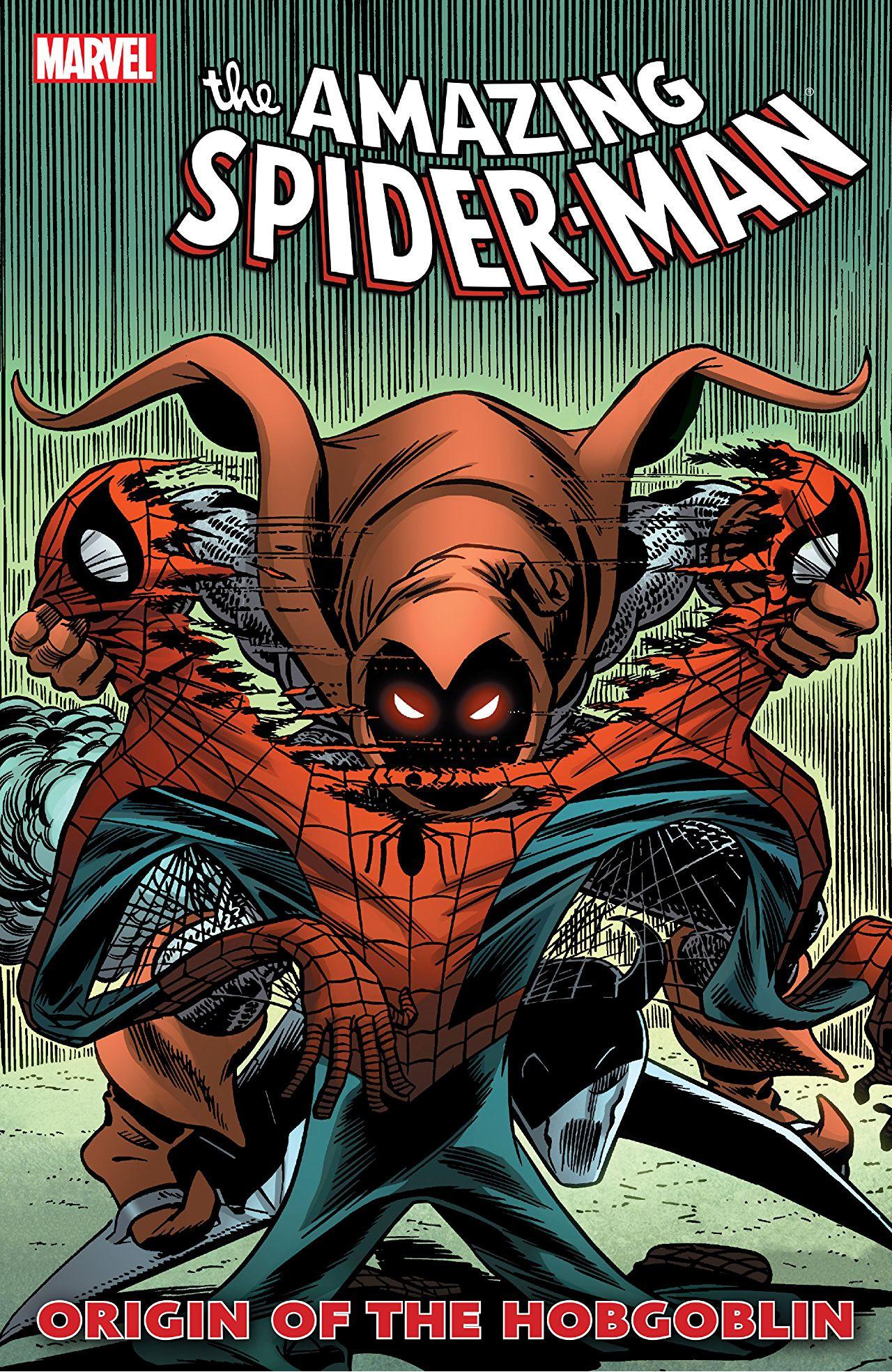 Amazing Spider-Man: Origin of the Hobgoblin TPB Vol 1