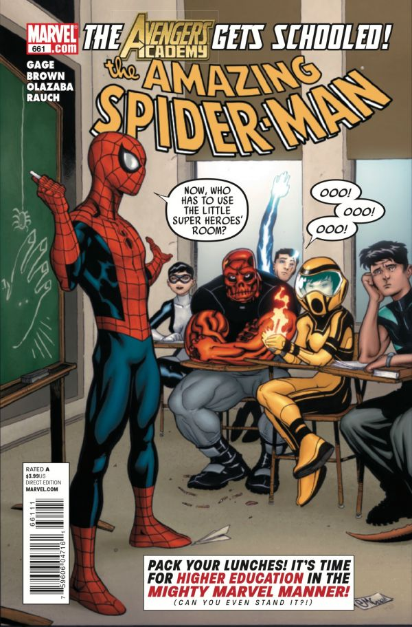 Amazing Spider-Man Vol 1 661