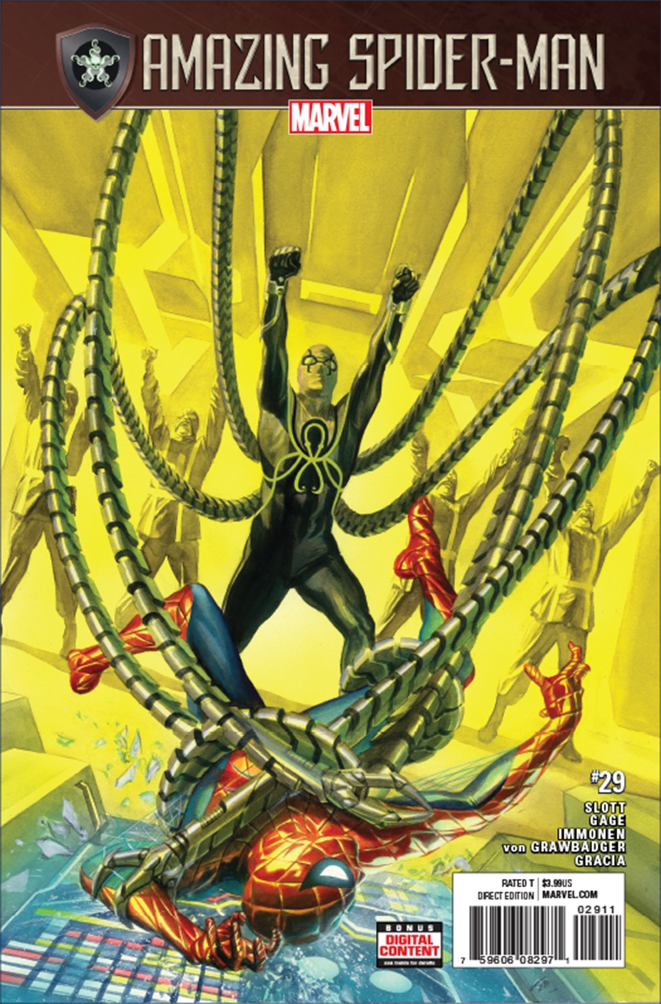 Amazing Spider-Man Vol 4 29