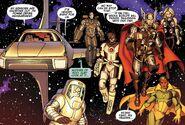 Avengers (Earth-616) from Avengers vs. X-Men Vol 1 2 001