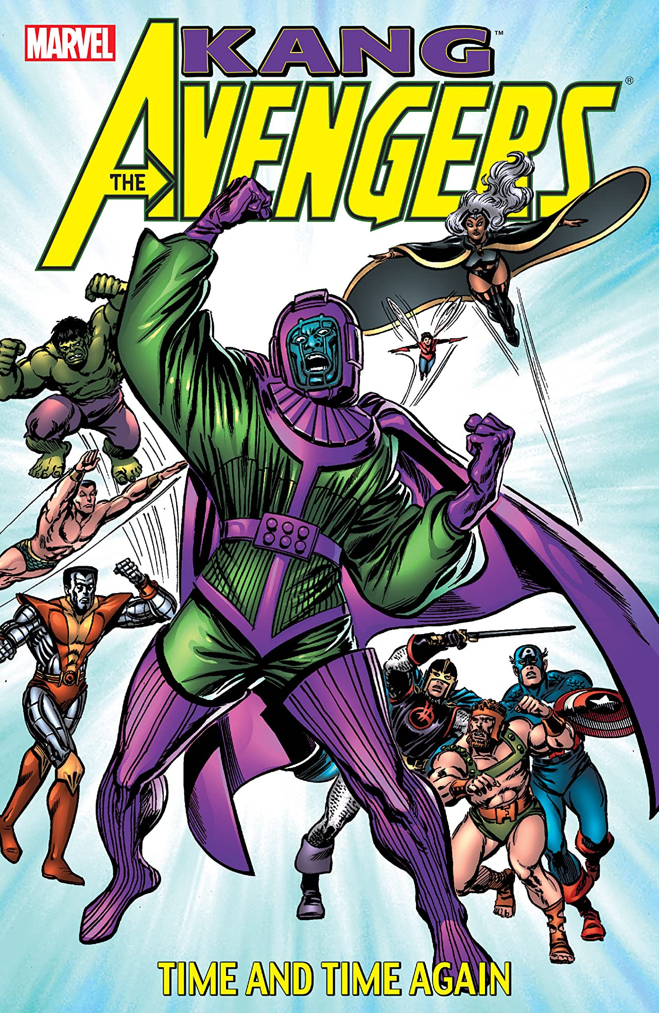 Avengers: Kang - Time and Time Again TPB Vol 1