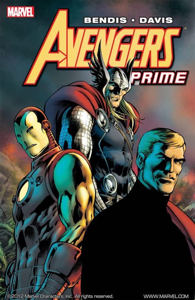 Avengers Prime TPB Vol 1 1