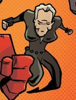 Benjamin Parker (Black Widow) (Earth-615)