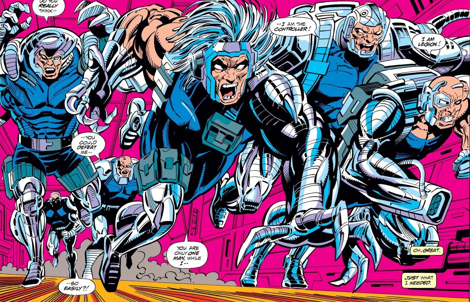 Berserkers (Earth-616)